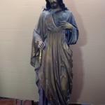 Conjunto escultórico Sagrada Familia.