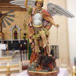 Restauración San Miguel Arcángel. Dromos Arte